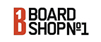 Board Shop №1 logo